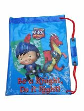 Mike the Knight Swim Bag Swimming Kit Bag - New