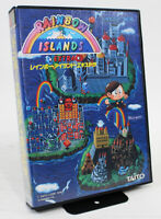 Rainbow Island Extra SEGA MegaDrive MD Used Japan Import Boxed Manual 1990 F/S