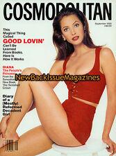 Cosmopolitan 9/93,Christy Turlington,September 1993,NEW