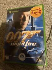 ⭐ 007: Nightfire ⭐ James Bond (Microsoft Xbox) EA GAMES