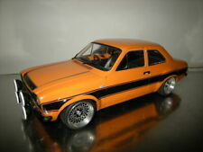 1:18 Ford Escort I RS 1600 FAV 1970 orange Felgen-UMBAU/ Tuning in VP