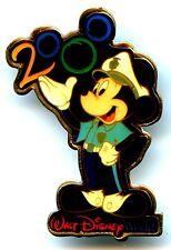 Walt Disney World Cast Member Mickey Security Officer 2000 Pin