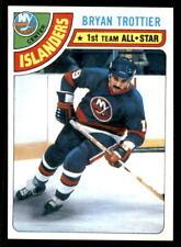 1978-79 Topps #10 Bryan Trottier ALL-STAR MINT (ref 28142)