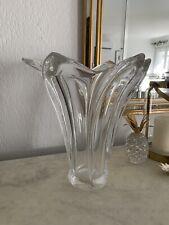 Superbe Vase Cristal De Vannes