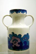 RARE VASE HEINRICH Germany DESIGN 1970 porcelaine allemande Deutsch Porzellan