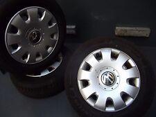 Original VW Golf 5 V 1K Audi Seat Rims Goodride NEW 195 65 R15 Summer Wheels