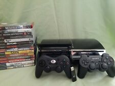 PS3 60GB Backwards compatible  CECHAO1 un-tampered