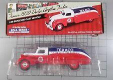Vintage Fuel 1/38 1939 Dodge Airflow Tanker Texaco Bank