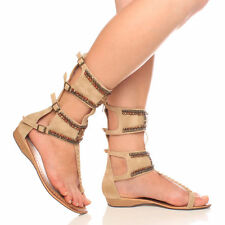 Gladiators Low Heel (0.5-1.5 in.) Casual Shoes for Women