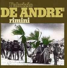 Rimini 24 Bit - Fabrizio De Andre' CD RICORDI VIDEO