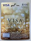 VANILLA GIFT CARD $100, NO FEES, FREE TRACKING, FREE SHIPPING, RELIABLE SELLER!