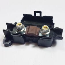 2 x 70 Amp Midi FUSIBILE Marrone + MIDI/striscia di collegamento scatola portafusibili AUTO 70 A