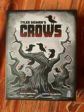 Junk-E- Spirit Brettspiel Crows Sw