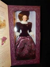 1996 Hallmark Special Edition Holiday Traditions Barbie NEVER REMOVED FROM BOX