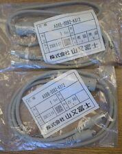 (2) FANUC Connector Cables A08B-0082-K812