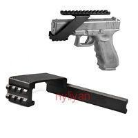 Universal 20mm Weaver Picatinny Rail Mount For Pistol Gun Laser Sight Handgun