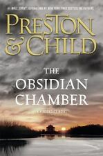 The Obsidian Chamber (Agent Pendergast series)-ExLibrary