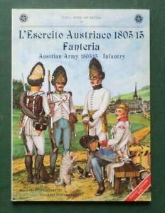 Austrian Army 1805/15 Infantry - De Bello #05 - L'Esercito Austriaco Fanteria