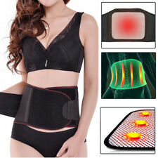 Medical Heat Waist Belt Brace For Lower Back Pain Relief Therapy Back Support