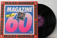 "12"" Maxi - MAGAZINE 60 - Hits der 60er Jahre - Medley (Sherry Baby, 96 Tears)"