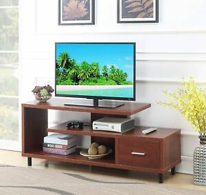 Convenience Concepts Seal 60 TV Stand New