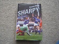 SHARPY - MY STORY - GRAEME SHARP AUTOBIOGRAPHY