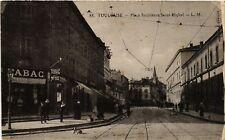 CPA  Toulouse - Place Intérieure Saint-Michel  (582441)