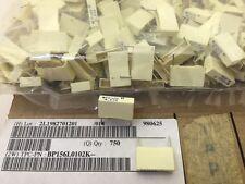 (25 pcs)  BP156L0102K  Thomson, .001uF 1000vdc Film Capacitor, Polypropylene