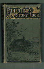 KATHLEEN KNOX Father Time's Story Book  for Little Ones - circa 1887