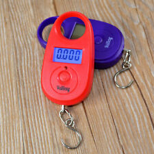 25KG/5g Digital Portable LCD Hook Hanging Luggage Fishing Scale Weigh Balance