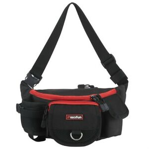 Fishing Waist Pack Fanny Hip Bag Tackle Lure Storage Multifunctional Outdoor