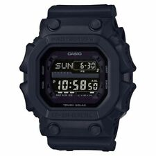 CASIO G-SHOCK, GX-56BB-1, SOLAR, MUD RESISTANT, ALL MATTE BLACK