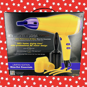 Infiniti Pro Conair 1875 Watt LIMITED EDITION Blow Out Hair Dryer Essentials Kit