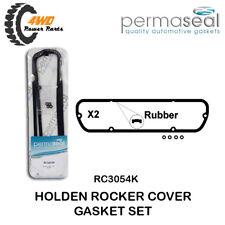 Holden 308 304 EFI 5.0 Rubber Valve Cover Gaskets & Bolt Seals Permaseal RC3054K