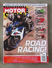 Motorcycle News AMCN July 2006 - CAGIVA MITO 125 XT660X CBR GSXR ZX6R R6 600 675
