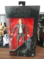 Hasbro Star Wars The Black Series 6 Inch  #18 - Han Solo