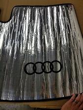 03-09 Audi A4/S4 (CABRIOLET ONLY) Genuine Accessory UV Sun Shade/Visor-ZAW400816