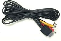 Genuine Sony OEM RCA AV Audio/video Cable For PlayStation PS1 PS2 PS3