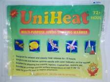 10 - Fresh Uniheat 72 Hr Shipping Warmer Heat Packs -Fish Plants Reptile Chick-