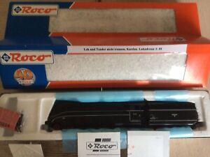 Roco 69205 | Stromlinien-Dampflok BR 01 0001 DRG Epoche  II   Digital Spur H0