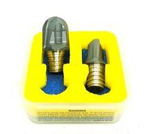 x2 Iscar MM HCR160-2T10 Solid Carbide Multi Master Milling Head Grade IC908
