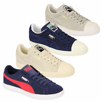 Mens PUMA Trainers Womens Archive Lite Low Suede Leather Shoes Unisex Lace Up