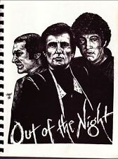 "Blake's 7 Fanzine ""Out of the Night"" GEN"