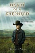 Brand New! Heart of a Shepherd by Rosanne Parry (2010, Paperback)