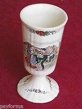 Mazagran en faïence ceramique de Sarreguemines Modèle Obernai / tasse mug / TBE
