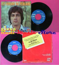 LP 45 7'' RINGO Les violons de verlaine La fille que j'aime 1977 no cd mc dvd