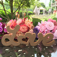 LOVE Wedding Engagement Photo Booth Wedding Party Venue Props Decoration