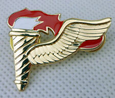 WW2 US Army Parachutist Pathfinder Badge Insignia Pin US Army Navigator Badge