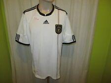 "Alemania ""dfb"" nº 503 Adidas a casa del campeonato del mundo camiseta 2010 talla L nuevo"