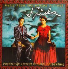 BO FILM : Frida - Lila Downs Chavela Vargas Elliot Goldenthal [ CD ALBUM ]